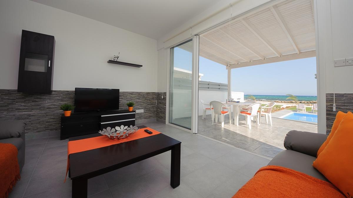 Снять дом на кипре на берегу моря
